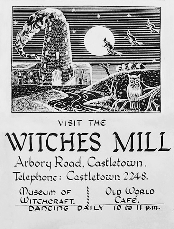 witches mill poster 1
