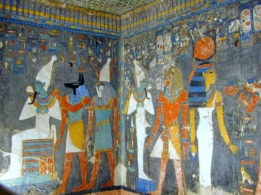 KV 57 Tomb of Horemheb