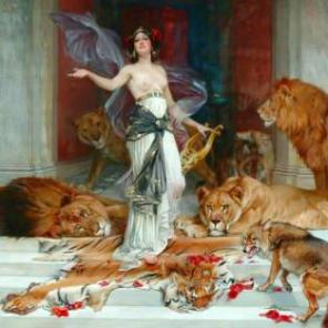 Circe_by_Wright_Barker_1889