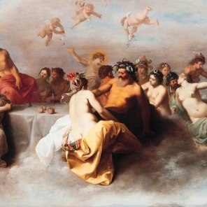 Meeting_Gods_In_The_Clouds_by_Cornelis_van_Poelenburch-1